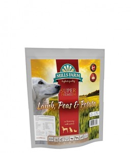 Mills Farm Lamb, Peas & Potato 2 kg